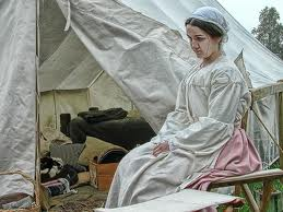 """Civil War Nurse"""